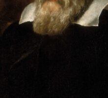 Galileo Galilei - Astronomer and Mathematician Sticker