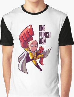 manga one punch man Graphic T-Shirt