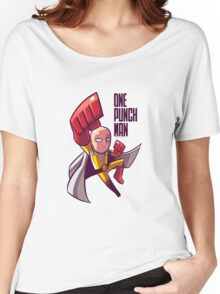 manga one punch man Women's Relaxed Fit T-Shirt