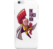 manga one punch man iPhone Case/Skin
