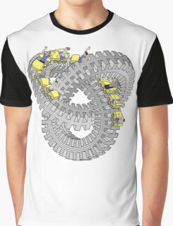 Roller Knot Graphic T-Shirt