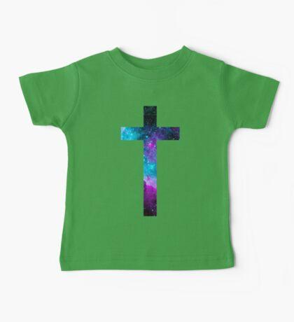 Christian Cross Baby Tee