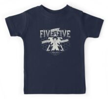 In the Pipe - Five by Five! Kids Tee