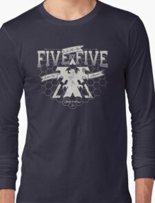 In the Pipe - Five by Five! Long Sleeve T-Shirt