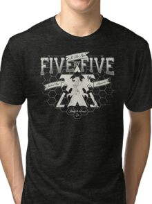 In the Pipe - Five by Five! Tri-blend T-Shirt