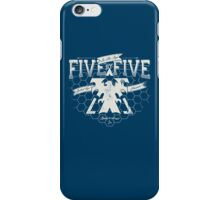 In the Pipe - Five by Five! iPhone Case/Skin