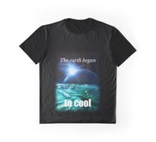 Big Bang Theory - The earth began to cool Graphic T-Shirt