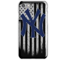 Yankees USA Flag iPhone Case/Skin