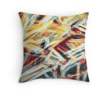 Digital texture 2 Throw Pillow