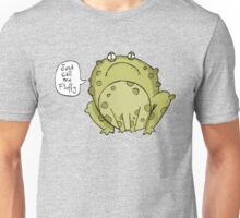 fluffy toad? Unisex T-Shirt