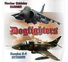 Dogfighters: A-4 vs Harrier Poster