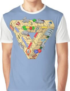 The Impossible Board Game Graphic T-Shirt