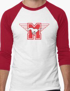 Hamilton Mustangs Men's Baseball ¾ T-Shirt