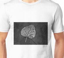 Silvery Leaf I Unisex T-Shirt