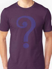 The Riddler  (Purple Question Mark) - Batman T-Shirt