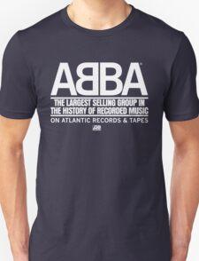 ABBA - Atlantic Records & Tapes Unisex T-Shirt