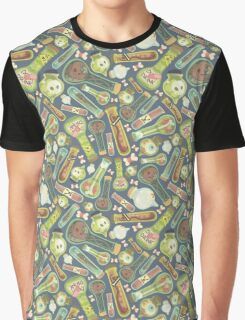 Vile Vials | Organic Graphic T-Shirt