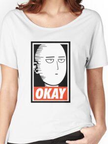 punch ok Women's Relaxed Fit T-Shirt