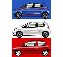 Renault Twingo evolution Photographic Print