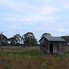 The old farm house by Sascha Grant