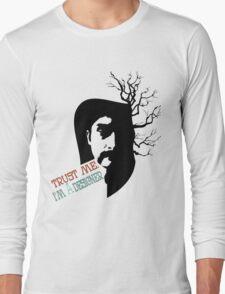 Trust me I'm A Designer (Portrait) Long Sleeve T-Shirt