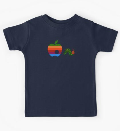 Very Hungry for Apple Kids Tee