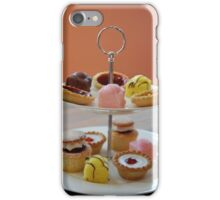 Cake Stand  iPhone Case/Skin