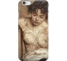 The Chemise iPhone Case/Skin
