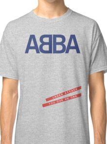 ABBA Under Attack Classic T-Shirt