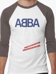ABBA Under Attack Men's Baseball ¾ T-Shirt