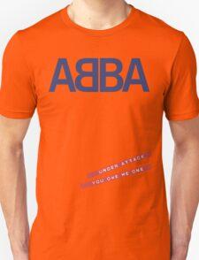 ABBA Under Attack Unisex T-Shirt