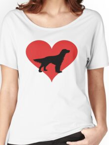 English Setter Women's Relaxed Fit T-Shirt