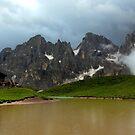 A rain day at the Pala group by annalisa bianchetti