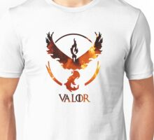 Valor Pokemon GO (Flames) Unisex T-Shirt