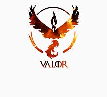 Valor Pokemon GO (Flames) Unisex T-Shirt