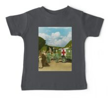 Doctor  - Transferring the wounded Baby Tee