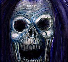 SKULL SCREAM by dgstudio