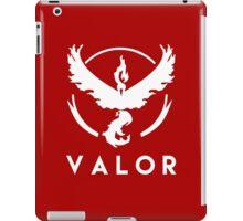 Pokemon GO: Team Valor (Red Team) iPad Case/Skin