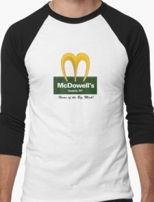 McDowells Men's Baseball ¾ T-Shirt