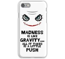 Gravity (CHIBI) iPhone Case/Skin