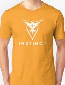 Pokemon GO: Team Instinct (Yellow Team) Unisex T-Shirt