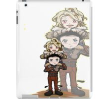 chibi hiccup iPad Case/Skin