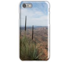 Three grass trees iPhone Case/Skin