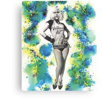 Icons of Punk - Debbie Harry Canvas Print