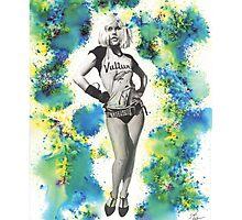 Icons of Punk - Debbie Harry Photographic Print