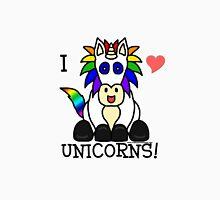I Heart Unicorns Unisex T-Shirt