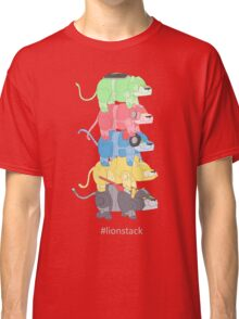 Lion Stack Classic T-Shirt