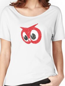 Red Owl Women's Relaxed Fit T-Shirt