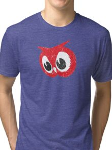 Red Owl Tri-blend T-Shirt