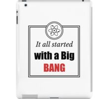The Big Bang Theory iPad Case/Skin